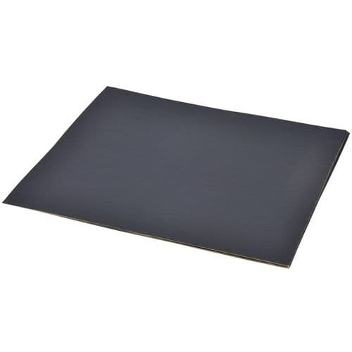 10pc Assorted Wet & Dry Silicon Carbide Paper (P400/800/1000) (280x230mm)